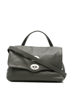 Hello Kitty white leather cross-body phone case