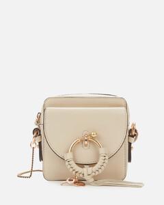's Joan Mini Camera Bag - Cement Beige