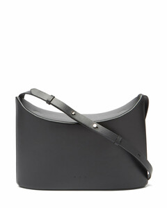 Sway leather cross-body bag