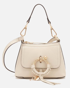 's Mini Joan Cross Body Bag - Cement Beige