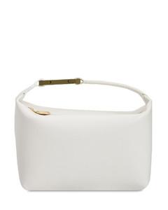 Moonbag Leather Top Handle Bag