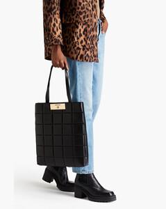 Women's Richmond Quilt Bag - Black