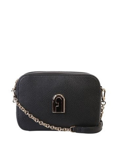 Mini Studded Leather Clutch