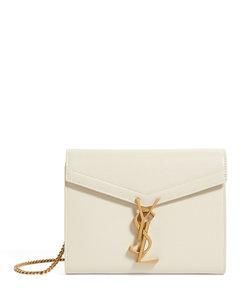 Mini Leather Cassandra Chain Bag
