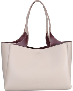 WOMEN'S 581238W91321220 GREY POLYESTER SHOULDER BAG
