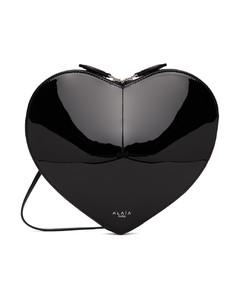 K leather clutch