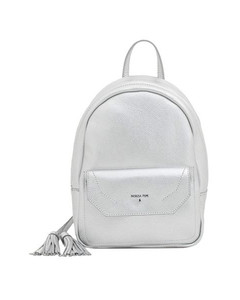 Backpack in Silver