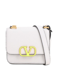 Vsling Micro Grained Leather Bag