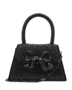 K leather belt bag