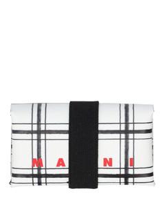 Diag soft binder clip bag