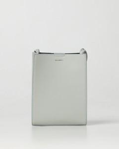 Mara leather evening shoulder bag