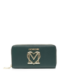 Diag Embossed Soft Medium Bag In Black Leather
