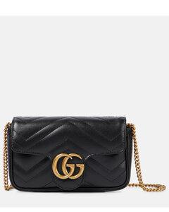 GG Marmont Supermini shoulder bag