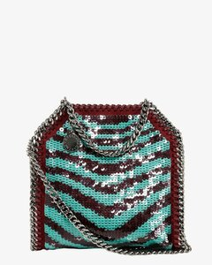 Micro Iconic Tote with sequins