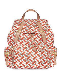 Md Monogram Nylon Backpack