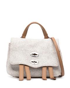 Montalcino leather mini bag