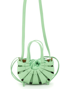 THE SHELL CUT-OUT BAG