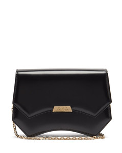 Madeline Evening leather cross-body bag