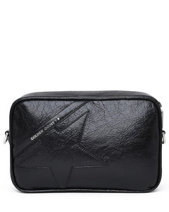 Lucent Frost boxy PVC pouch