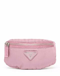 Rockstud clutch powder pink