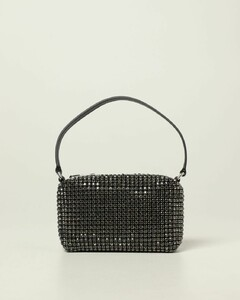 Heiress pouch with synthetic diamonds