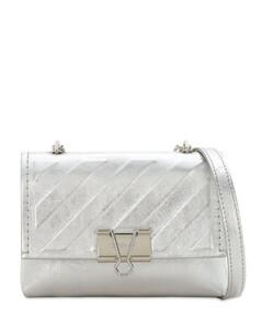 Laminate Soft Shoulder Bag