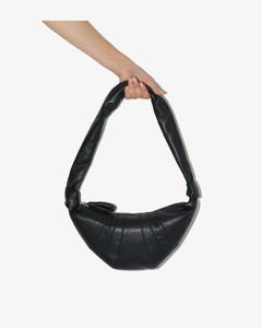X Browns 50 Blue Croissant Shoulder Bag