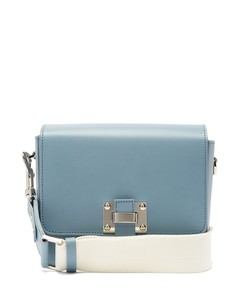 The Quick small leather cross-body bag