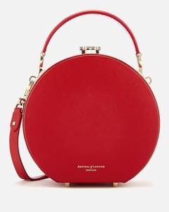 Women's Hat Box - Mini (Slim Strap) - Scarlet
