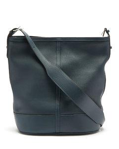 Hobo leather tote bag