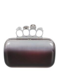 Courier Jacquard Belt Bag - Navy Blue