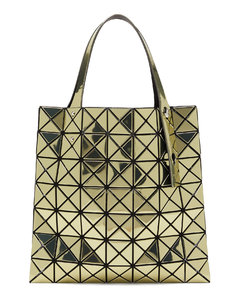Lucent small PVC tote bag