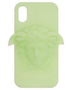 绿色Glow-In-The-Dark iPhone X夜光手机壳