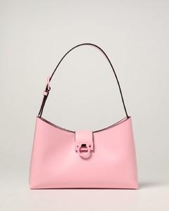 Siena leather shoulder bag