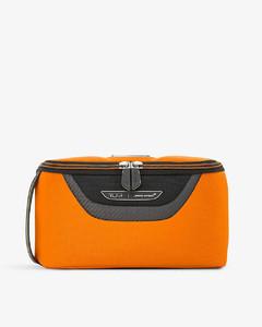 Neptune pleated leather hobo bag