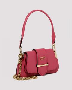 Pink Sidonie Shoulder Bag