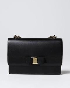 Small Tangle Shoulder Bag in Black