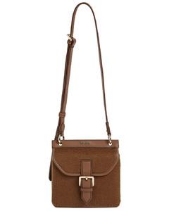 Belt5 Double Camel Shoulder Bag