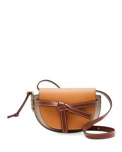 Mini Leather Gate Dual Bag