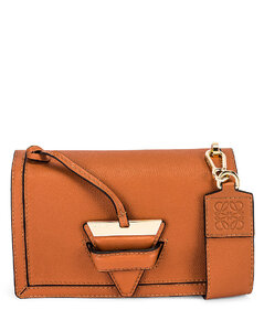 Barcelona Soft Bag in Brown