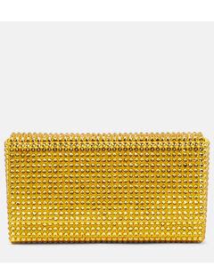 WOMEN'S 76997651 PINK LEATHER SHOULDER BAG