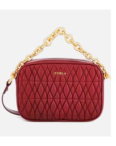 Women's Furla Cometa Mini Cross Body Bag - Red