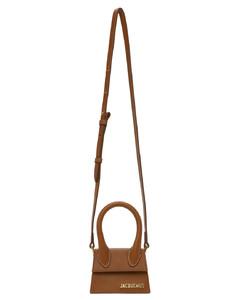 棕色Le Chiquito手提包