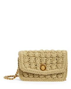 Crochet Chain Shoulder Bag