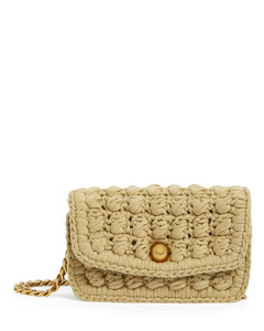 Crochet Chain Shoulder Bag
