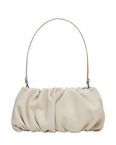 Bean Leather Shoulder Bag