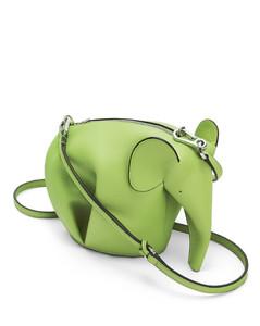 Mini Leather Elephant Bag