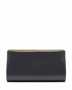 Lucky Stars leather clutch