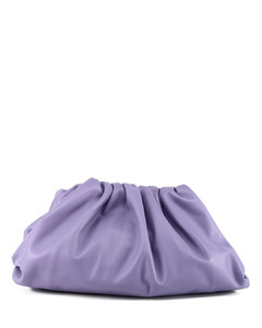 The Pouch bag violet