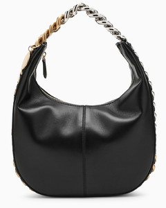 WOMEN'S MMKAAVE01CO BROWN LEATHER BACKPACK
